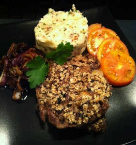 Jacobean Steak